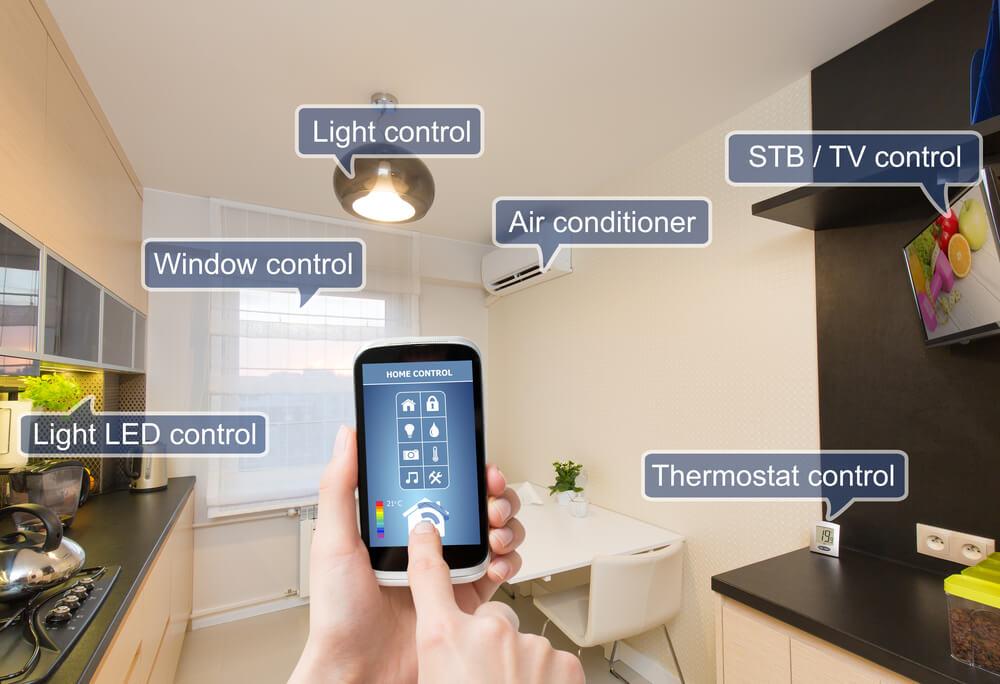 IOT Light Control