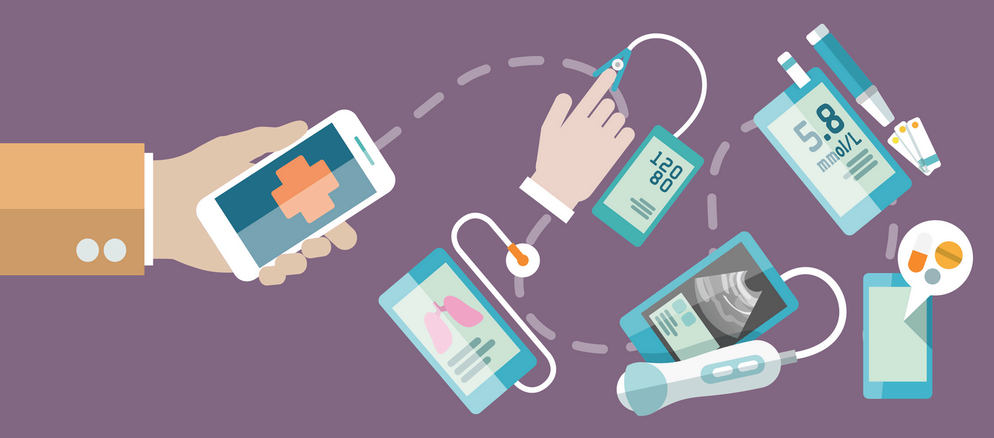 Health and Internet of things
