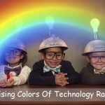 Colors of Technology Rainbow