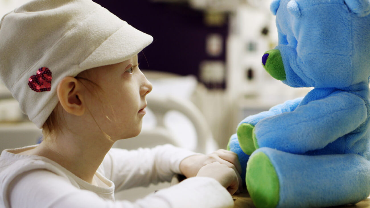 Robotic Teddy Bear To Amuse Sick Kids