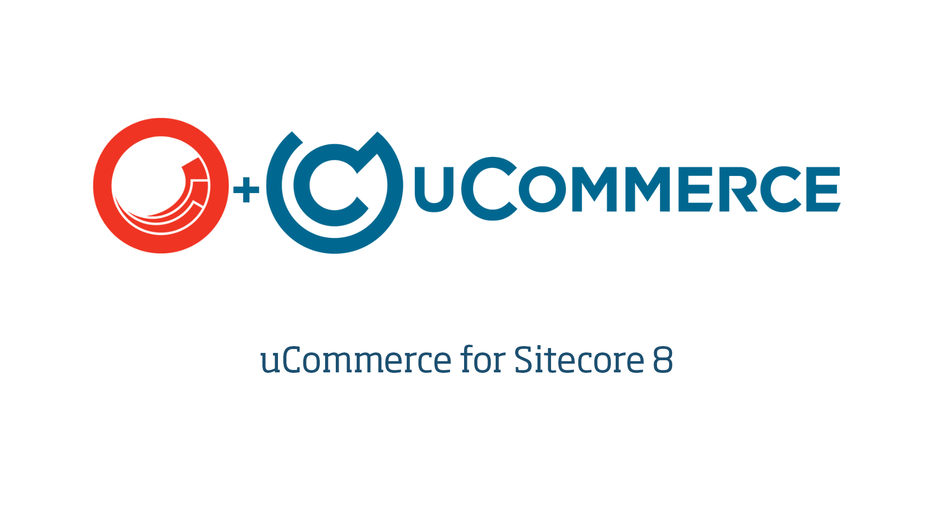 UCommerce Platform With Sitecore