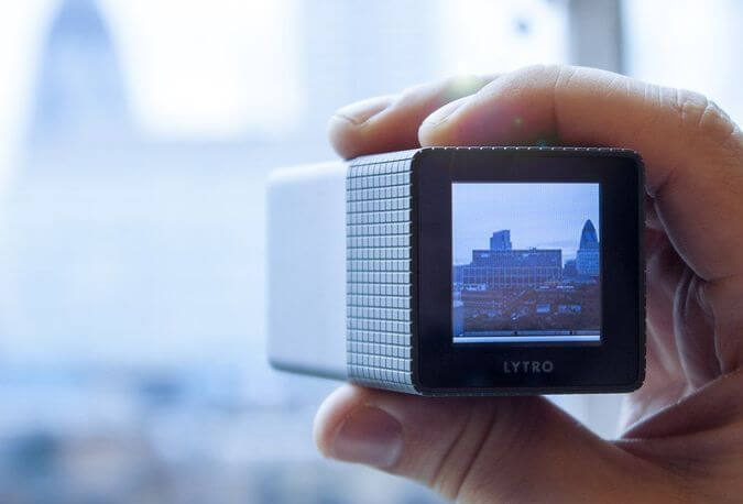 Lytro Light Field Camera - Refocus Your Pictures After You've Taken Them