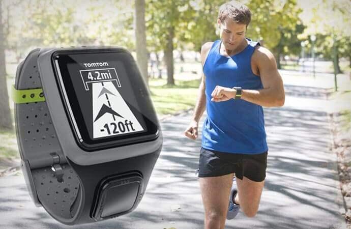 Tom Tom Fitness Tracker