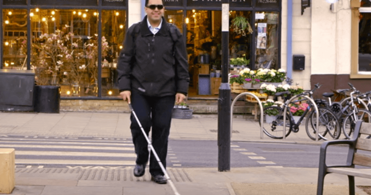 AI App To Compensate Visual Impairment