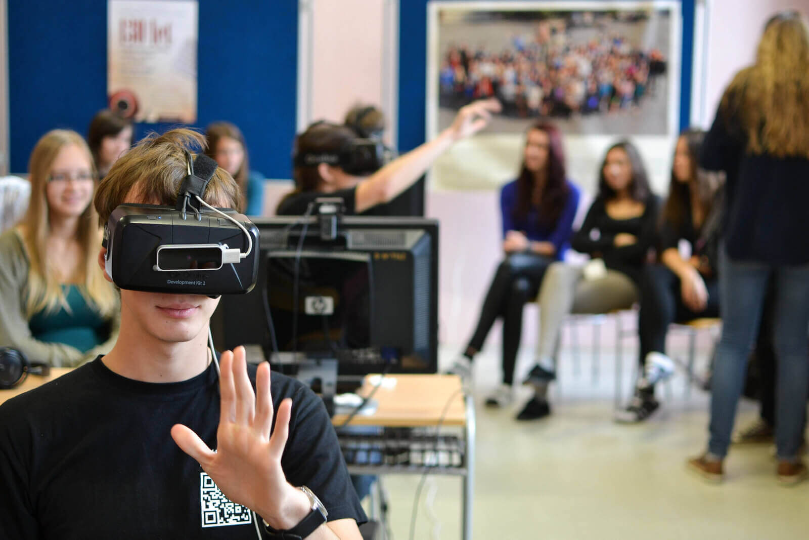 Virtual Reality for Education and Training